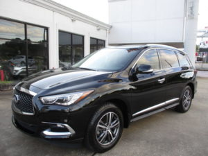 [H0547] 2017 Infiniti QX60, Luxury Family SUV, One owner, Clean Carfax!