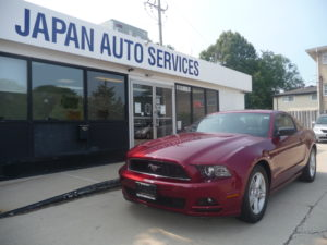 [C2690] 2014 Ford Mustang! V6 Engine! Two-Door Coupe! Back Monitor!