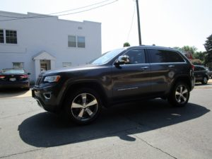 [A317] 2015 Jeep Grand Cherokee! One owner!!