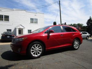 [A342] 2011 Toyota Venza Clean Carfax!! (RED)